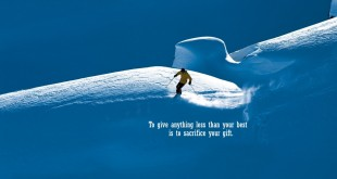 Quotes-Sacrifice Your Gift inspirational quotes wallpapers