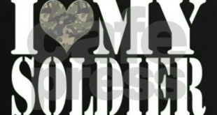 i_love_my_soldier_womens_dark_tshirt
