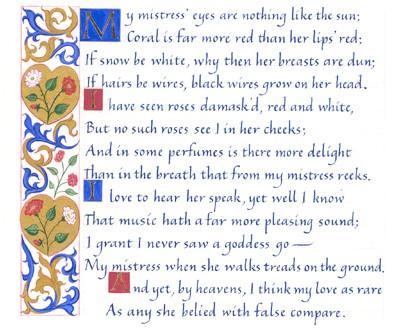 love-sonnet-130