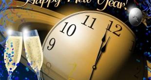 New Year Countdown2016