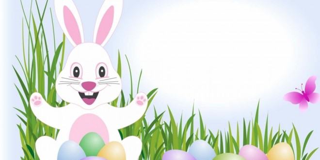 easter-bunny-and-eggs